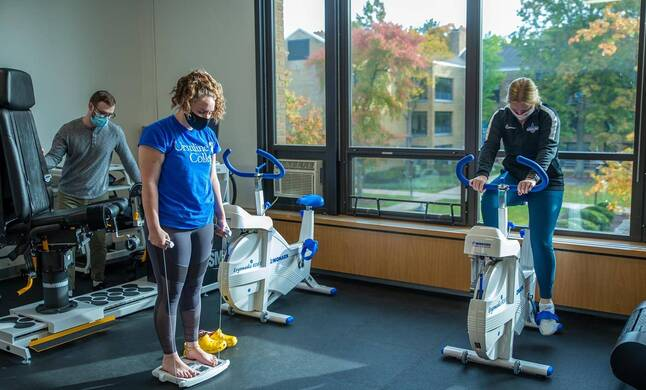 Ursuline College Presents Exercise Science Live!