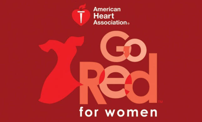 Virtual Go Red for Women Event