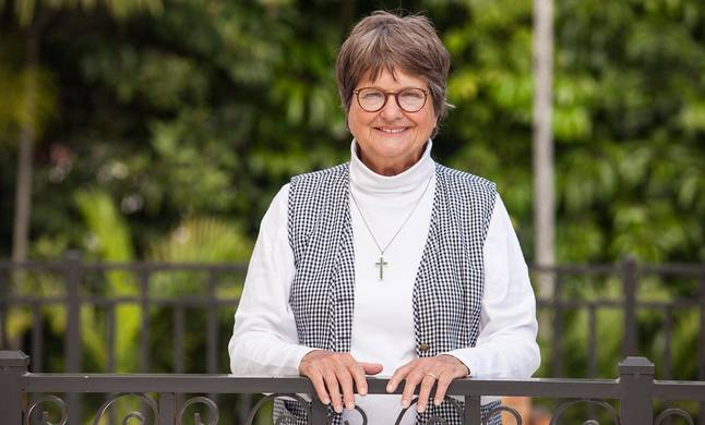 Women Who Light the Way event, featuring Sr. Helen Prejean