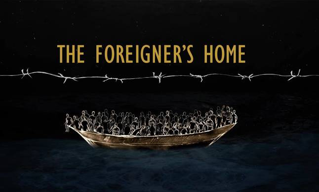 "Free screening + filmmaker talk: Toni Morrison's ""The Foreigner's Home"""