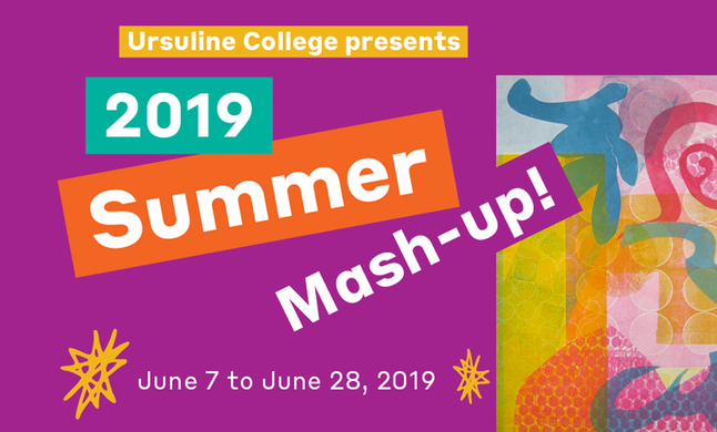 Gallery Opening Reception: 2019 Summer Mash-Up