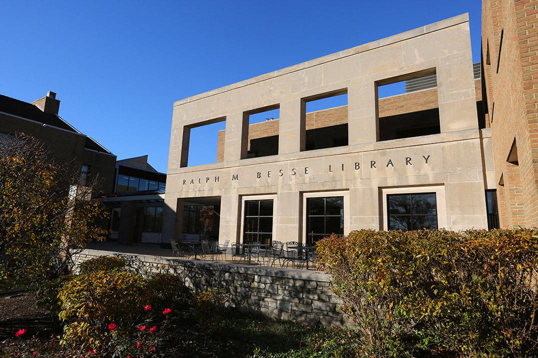 Ralph M. Besse Library at Ursuline College
