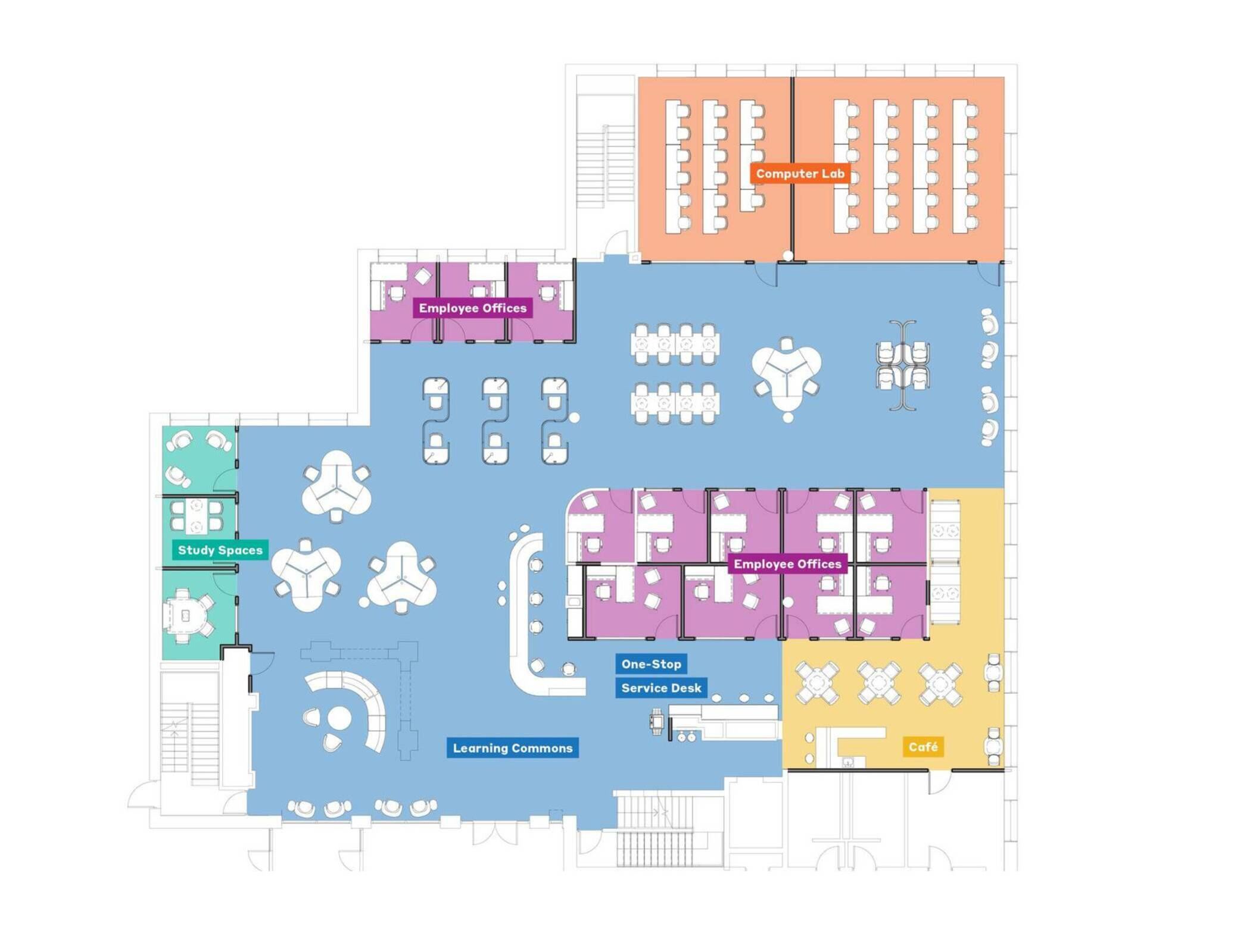 Library Commons Blueprint